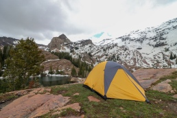 camping hiking twin peaks wilderness area public land wasatch national forest lake blanche teton sports